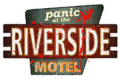 Panic at the Riverside Motel Tickets - New York