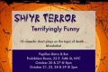 Shiyr Terror — Terrifyingly Funny Tickets - Off-Off-Broadway