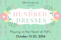The Hundred Dresses Tickets - New York City
