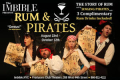 The Imbible: Rum Drinks...And Pirates! Tickets - New York City
