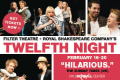 Twelfth Night Tickets - New York