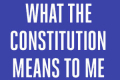 What the Constitution Means to Me Tickets - San Francisco