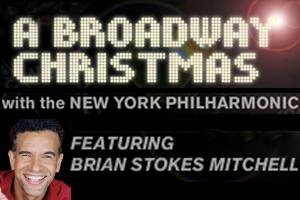A Broadway Christmas with the New York Philharmonic, featuring Brian Stokes Mitchell