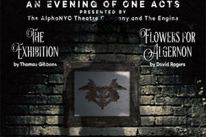 A Night of One Acts: The Exhibition and Flowers for Algernon