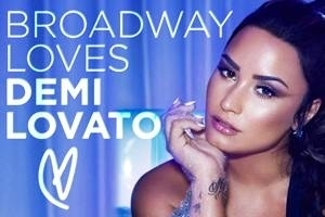 Broadway Loves Demi Lovato