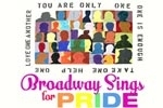 Broadway Sings for Pride Concert