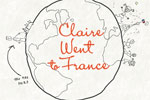 Claire Went to France