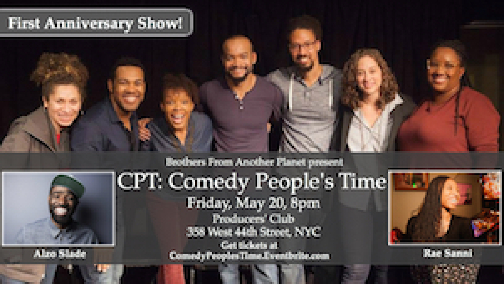 CPT: Comedy People's Time