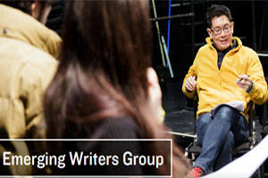 Emerging Writers Group 2015 Season