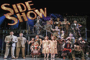 The Cast of Side Show: Added Attractions