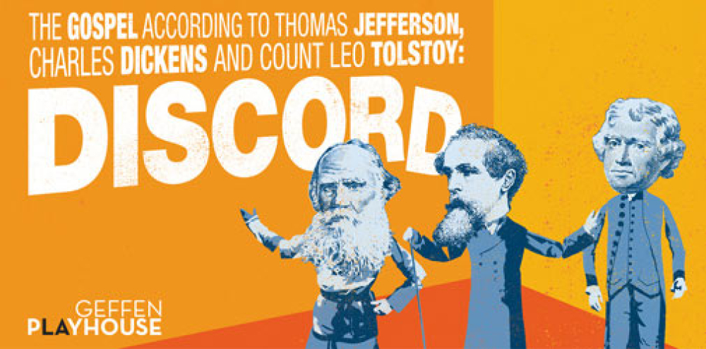 The Gospel According to Thomas Jefferson, Charles Dickens and Count