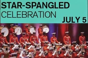THE NEW YORK PHILHARMONIC'S SUMMERTIME CLASSICS: STAR-SPANGLED CELEBRATION