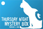Thursday Night Mystery Box:  Mitch and Edi Making Love