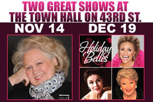 Two Great Shows at The Town Hall in NYC