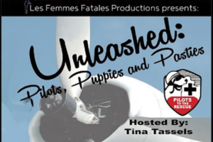 Unleashed: Pilots, Puppies, and Pasties