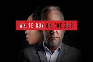 White Guy on a Bus
