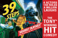 39 Steps Tickets - Off-Broadway