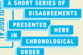 A Short Series of Disagreements Presented Here in Chronological Order Tickets - Washington, DC