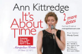 Ann Kittredge: It's About Time Tickets - New York City