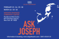 Ask Joseph Tickets - Off-Off-Broadway
