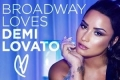 Broadway Loves Demi Lovato Tickets - New York