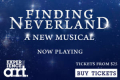 Finding Neverland Tickets - Massachusetts