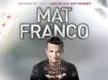 Mat Franco Tickets - Las Vegas