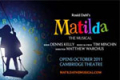 Matilda The Musical Tickets - West End