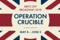 Operation Crucible Tickets - Off-Broadway