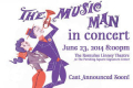 The Music Man In Concert Tickets - Off-Broadway