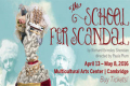 The School for Scandal Tickets - Massachusetts