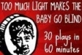 Too Much Light Makes The Baby Go Blind Tickets - New York City