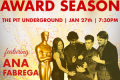 Uncle Function: Awards Season Tickets - Off-Off-Broadway