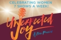 Unexpected Joy Tickets - Off-Broadway