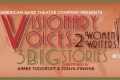 Visionary Voices: 2 Women Writers, 3 Big Stories Tickets - New York City