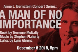 A Man of No Importance: In Concert