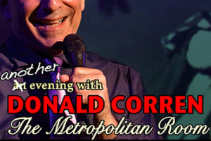 Another Evening With Donald Corren