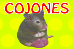 Cojones: Variety Show with Balls for a Buck