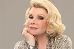 Joan Rivers with special guest Steve Tyrell