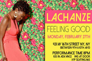 LaChanze - Feeling Good