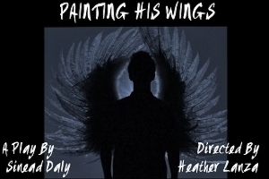 Painting His Wings