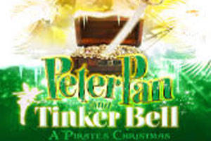 Peter Pan and Tinkerbell A Pirates Christmas