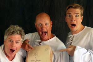 The Reduced Shakespeare Company's William Shakespeare's Long Lost First Play (abridged)