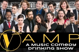 VAMP: A Music Comedy Drinking Show