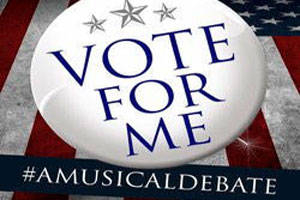 Vote For Me: A Musical Debate