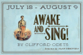 Awake and Sing! Tickets - Off-Off-Broadway