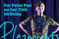 For Peter Pan on Her 70th Birthday Tickets - Off-Broadway
