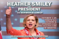 Heather Smiley for President Tickets - New York City