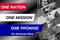 One Nation, One Mission, One Promise Tickets - Off-Broadway
