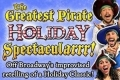 The Greatest Pirate Holiday Spectacularrr! Tickets - New York